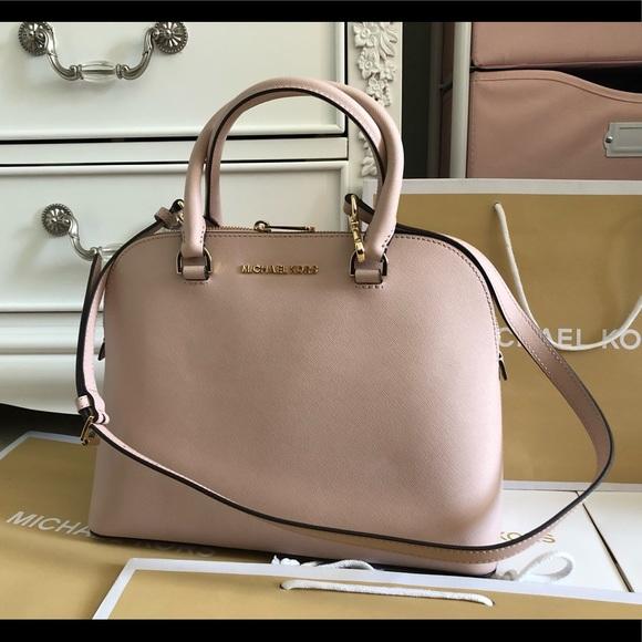 905aed674 Michael Kors Bags | New 298 Cindy Bag Mk Purse Handbag | Poshmark